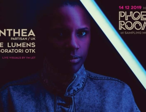 14.12.2019 – Phoenix Room invites Anthea