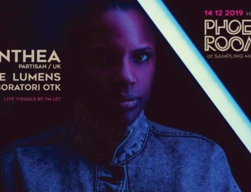 14.12.2019 – Phoenix Room invites Anthea
