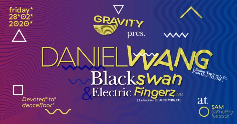 gravity Daniel Wang Sampling Moods