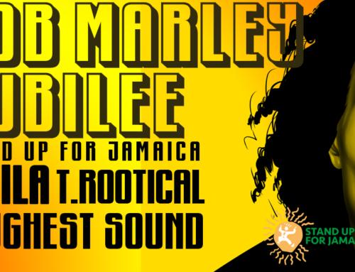 Gio 06.02.2020 – Bob Marley Jubilee: 75° Tribute