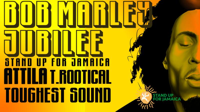 Bob Marley 75° Jubilee SAM Sampling Moods Milano Gennaio 2020
