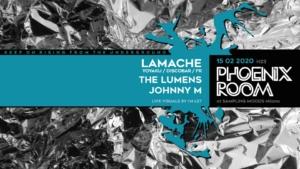 Phoenix room Lamache Sampling Moods