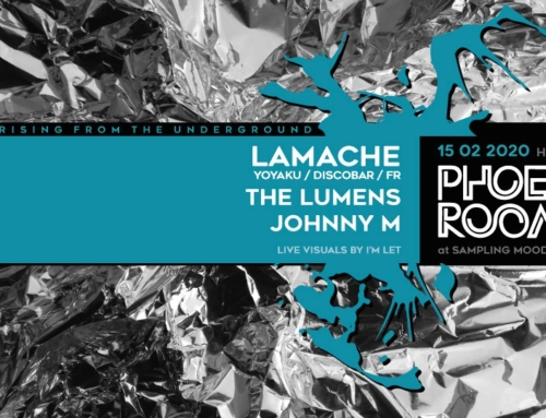 Sab 15.02.2020 – Phoenix Room: Lamache