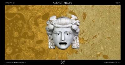 Secret Milan : New Old Clubbing Sampling Moods Febbraio 2020