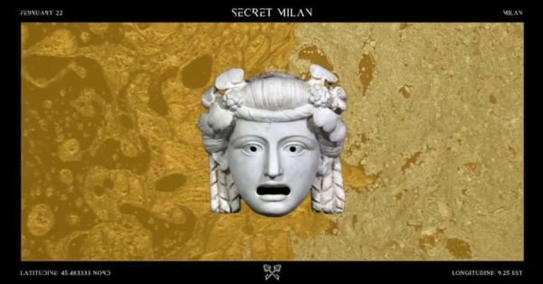 Secret Milan : New Old Clubbing Sampling Moods Febbraio 2020