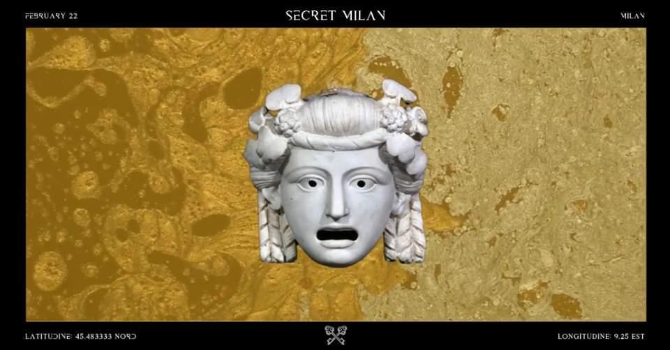 Sab 22.02.2020 – Secret Milan: New/Old Clubbing