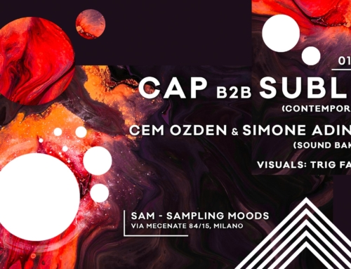 01.02.2020 – Sound Bakery: Cap b2b Sublee