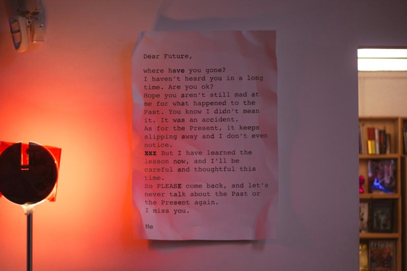 Dear Future Daniele sigalot