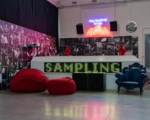 SAmpling Moods Consolle