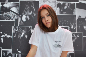Sampling Moods Records Tshirt