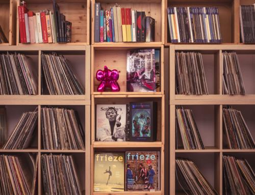 La nostra library di dischi in vinile