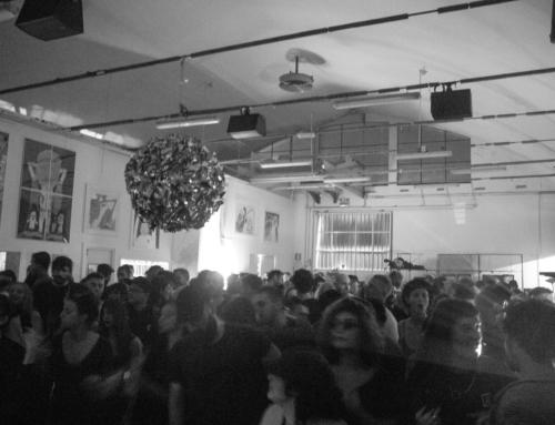 I djset degli eventi in SAM, su Mixcloud