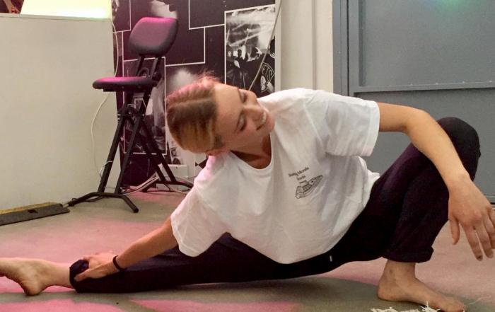 Silvia Fontana corso di yoga e danza - Sampling Moods