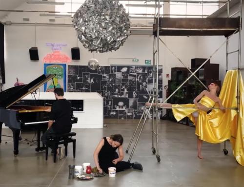 Un progetto in due atti: Rugiada | Colore